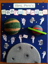 Space Theme Classroom Poster Cool Idea For Astronaut Of The Week Board