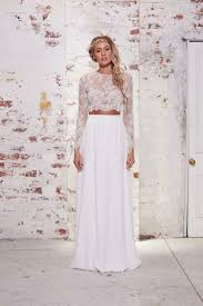 white vintage prom dress lace two piece from lover queen things