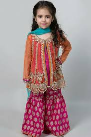 Maria B Kids Eid Collection 2017