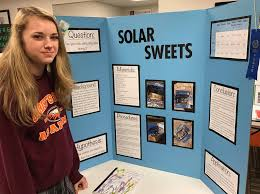 The 2016 Middle School Science Fair
