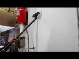 comment lessiver un plafond comment nettoyer les murs un nettoyeur vapeur