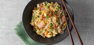 cuisine avec du riz plus que du riz frit aux œufs 5 idées de recettes avec des œufs et
