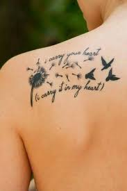 Memorial Tattoo Ideas For Girls