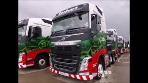 100 Rts Trucking Truck Spotting At RTS Stobart Depot Tour Of Rugby YouTube