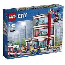 100 Lego City Tanker Truck LEGO Pickup And Caravan 60182 The Warehouse