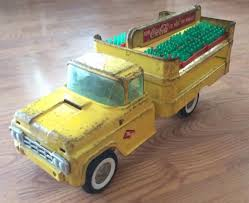VINTAGE BUDDY L Coca Cola Truck With Cases Of Soda - $41.00 | PicClick Bargain Johns Antiques Buddy L Junior Dump Truck Original Paint Crane Trailer By Company 1989 In Hedge End Die Cast Steel Toy Army Transport C 1940 Chairish Jr Stake Bgage For Sale Sold Antique Toys Sale Items Pepsicola 12 Piece Truck Trailer Figure Set 4906l Nrfb Truckjpg Merrills Auction 1960 Kennel Restored Amateur Youtube 1126327 Troop 5121 Ice Delivery Cottone Auctions 1950s Coca Cola Vintage Air Force Supply 14 Inches Long