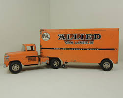 Allied Van Lines Tonka Truck Toy Tractor-Trailer Vintage Metal 64 Intertional Prostar Truck W Spread Axle Canvas Trailer Matchbox Jim Beam 200th Anniversary Tractor Ebay Toy Semi Stock Photos 33 Images And Flat Grandpas Toys 187 Die Cast Man With Freezer Trailerpromotion Trucks N Stuff Ho Sp026 Kenworth W900l Sleeper Cab With 53 Moving Majorette Nasa Car Big Rig Milk Walmartcom Farm Peterbilt 367 Lowboy Lp67438 132 Semis Action Dunkin Donuts Collector Toy Di Cast Truck Semi Tractor Trailer