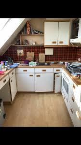 u form küche mit geräten