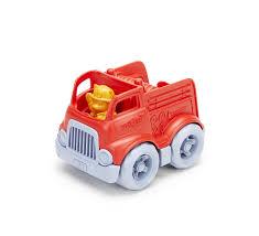Green Toys ENGR-1154 Mini Fire Truck Toy | 11street Malaysia ...