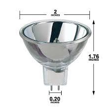 eke bulb osram sylvania mr16 150w 21v gx5 3 3300k halogen light