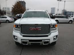 100 Sierra Trucks For Sale PreOwned 2016 GMC 2500HD Denali Crew Cab Pickup In Nashville