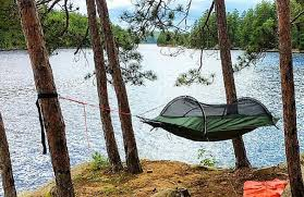 Lawson Blue Ridge Camping Hammock Tent Review