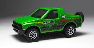 100 Amigo Truck First Look Retooled Matchbox Isuzu TheLamleyGroup