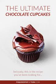 Are You A Total Chocolate Cupcake Snob Well So Am I It HAS
