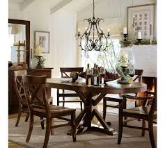 Pottery Barn Kitchen Tables ~ M4y.us Extending Ding Room Sets Toscana Table Alfresco Home Design Dazzling Pottery Barn Rustic Christmas Ding Room Red And White Sumner Table In Dinner Grey Tables Chairs Kitchen Thick Pedestal Play Little Lovely I Stripped A Wide Pine Floors Simple Beautiful Decoration Ideas With