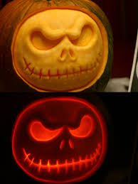 Mike Wazowski Pumpkin Carving Ideas by Greg Nunamaker Pumpkin Carving