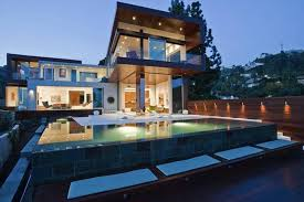 100 Sunset Plaza House Luxury Residence In The Hollywood Hills Home
