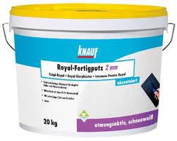 knauf royal fertigputz reibeputz 2 mm körnung 20 kg kaufen