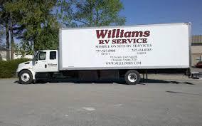 100 Virginia Truck And Trailer WILLIAMS RV SERVICE
