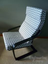 Poang Chair Cushion Blue by Nursery Engineering A Home Page 2
