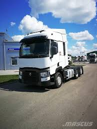 Used Renault -t480-sc-6x2-euro-6 Tractor Units Year: 2015 Price ...