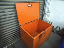 100 Vault Garage SITE TOOL BOX OR VAN VAULT OR SHED OR GARAGE In