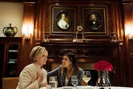 What Is A Muslim Prayer Curtain by Hillary Clinton And America Ferrera On Pain And Progress And
