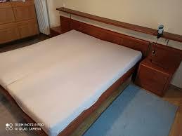 schlafzimmer komplett kirsch holz gebraucht
