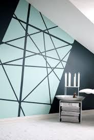 die geometrischen muster können leicht mit etwas licht an