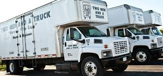 100 Truck Pro Okc TWO MEN AND A TRUCK The Movers Who Care