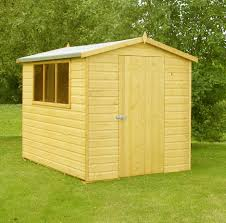 8x6 Wood Storage Shed by 8 X 6 Shed