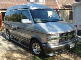 1996 Chevrolet Astro Van Boyd Coddington Conversion SOLD