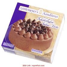 kaufland kuchen komplett schokoladen sahne torte 500 grams