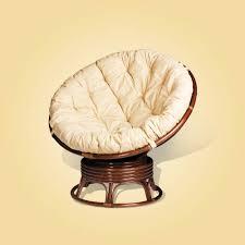 Double Papasan Chair Frame by Furniture Rattan Double Papasan Chair Mamasan With Tan Micro