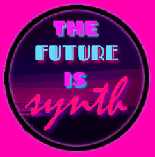 The Future Is Synth Logo