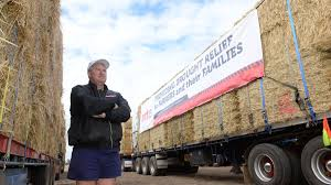 Rapid Relief Team, WA, Deliver 2000 Bales Of Hay To Condobolin ... Hay Truck Stock Photos Images Alamy My 63 Chevy Hauling Hay Trucks Hay Hauler Loading Time Lapse Youtube Gmc Diesel Dairyland Co 24 Truck And Trailer In Flickr Australian Trucking On Twitter The Volvotrucks Ata Safety 5jp Ranch Life Page 6 Delivering To Market At Tenerir The Atlas Mountains Pinterest Overloaded In West Coast Of Turkey Image Farm With Family Help Men Riding Full