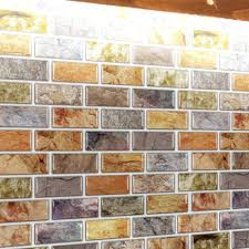 Peel N Stick Tile Floor by Adhesive Tiles For Backsplash Adhesive Mosaic Tile Color Subway