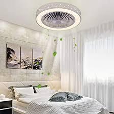 lanmou fan deckenventilator mit led beleuchtung und