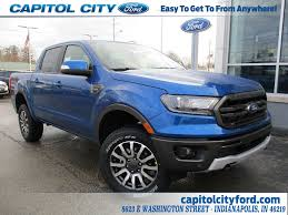 100 For Sale Truck New 2019 D Ranger Lariat Lease Indianapolis IN VIN