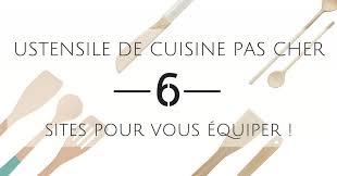 magasin spécialisé ustensile cuisine ustensile de cuisine pas cher 6 pour vous équiper