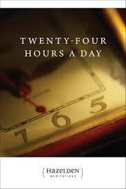 EBook Twenty Four Hours A Day Zoom Image