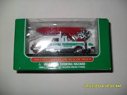 Amazon.com: 2007 Hess Miniature Rescue Truck: Toys & Games 2007 Hess Toy Monster Truck And Motorcycles Nib Wbox Issue 749 Amazoncom Hess Sport Utility Vehicle And 2004 2015 Fire Ladder Rescue On Sale Nov 1 Newssysncom Rays Toy Trucks Real Tanker In Action Stock Photos Images Alamy Texaco Trucks Wings Of Mini W 2 New Super Popular 49129 Ebay With Mint Box 1870157824 Toys Values Descriptions Used Peterbilt 379 Tandem Axle Sleeper For Sale In Pa 25469