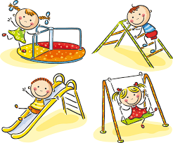 Royalty Free Download Child Stock Photography Cute Transprent Png Kids Playing On Playground Clipart