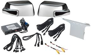 Blind Spot Integrated Camera System For GM Suburban / Yukon / Tahoe ... Best Towing Mirrors 2018 Hitch Review Side View Manual Stainless Steel Pair Set For Ford Fseries 19992007 F350 Super Duty Mirror Upgrade How To Replace A 1318 Ram Truck Power Folding Package Infotainmentcom 0809 Hummer H2 Suv Pickup Of 1317 Ram 1500 2500 Passengers Custom Aftermarket Accsories Install Upgraded Tow 2015 Chevy Silverado Lt Youtube