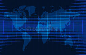 Download News Background Breaking Newsvector Infographic With Theme Map Of The World