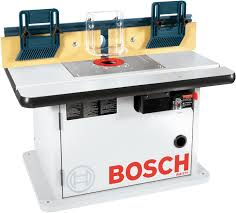 router tables bosch power tools