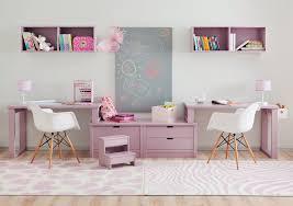 bureau chambre fille impressionnant bureau chambre enfant ravizh com