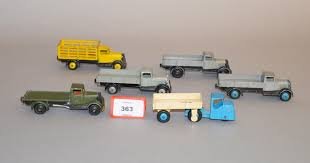 Five Unboxed Playworn Dinky Toys 25 Series Diecast Model Trucks ... Kenworth Trucks Chevrolet Silverado Ctennial Edition Diecast Scale Model Custom 150 Scale Diecast Garbage Truck Model With Working Lights Buffalo Road Imports Faun K20 Dump Yellow Dump Trucks Diecast Model Diecast Tufftrucks Australia Devon Mcintosh Plant Haulage Oxford Truck 176 Quick Cacola 443012 Led Christmas Light Up Red Amazoncouk Semi Toys Best Resource Cooee Classics 164 187 And Ho Models Of 1952 Coe Pickup Redblack Wheels 1 24