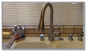 moen anabelle kitchen faucet bronze sinks and faucets home