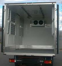 100 Freezer Truck Vic Young Northern Bodies